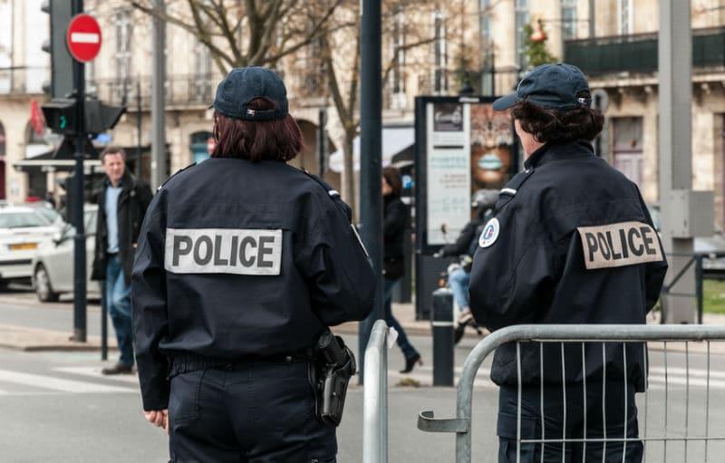 Femmes de la Police Nationale