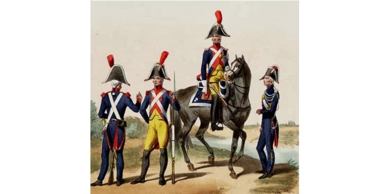 Gendarmerie Impériale Française