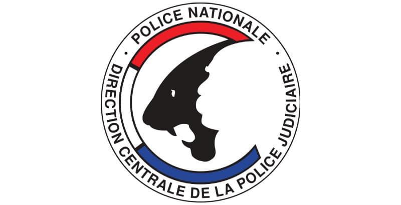 Logo de la Direction Centrale de la Police Judiciaire