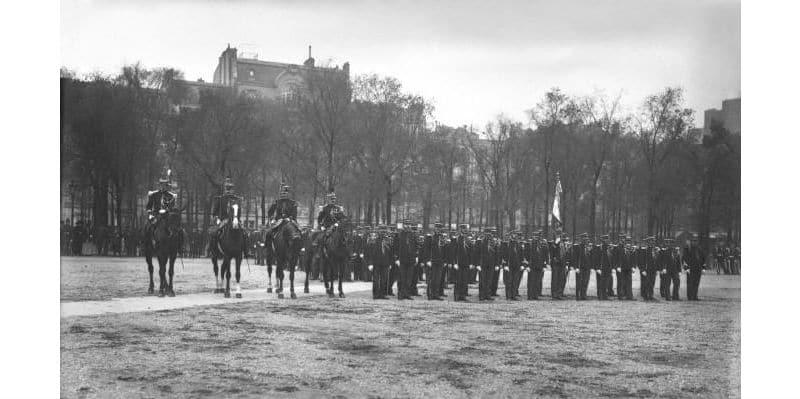 Revue de la Gendarmerie 1913