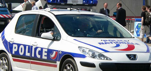 adjoint administratif de la police nationale