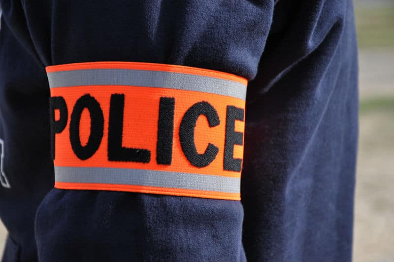 Brassard de Police