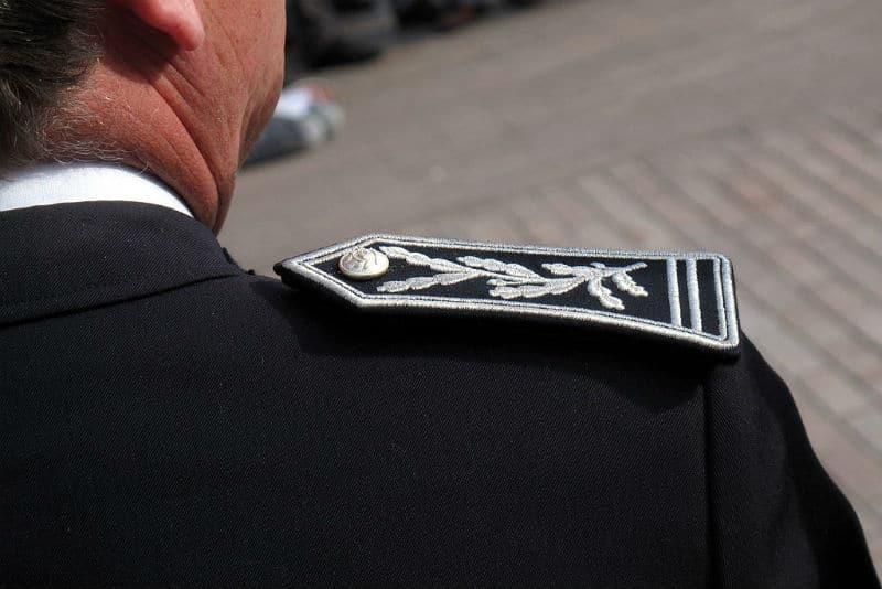 Commissaire divisionnaire de la Police Nationale