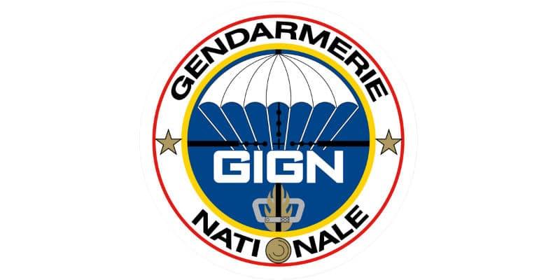 Logo Écusson GIGN