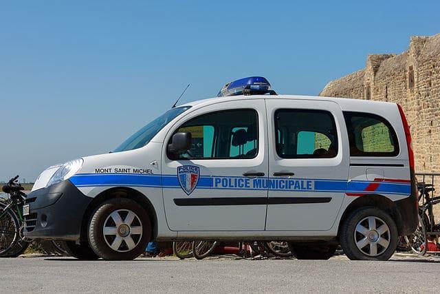 Véhicule de la Police Municipale