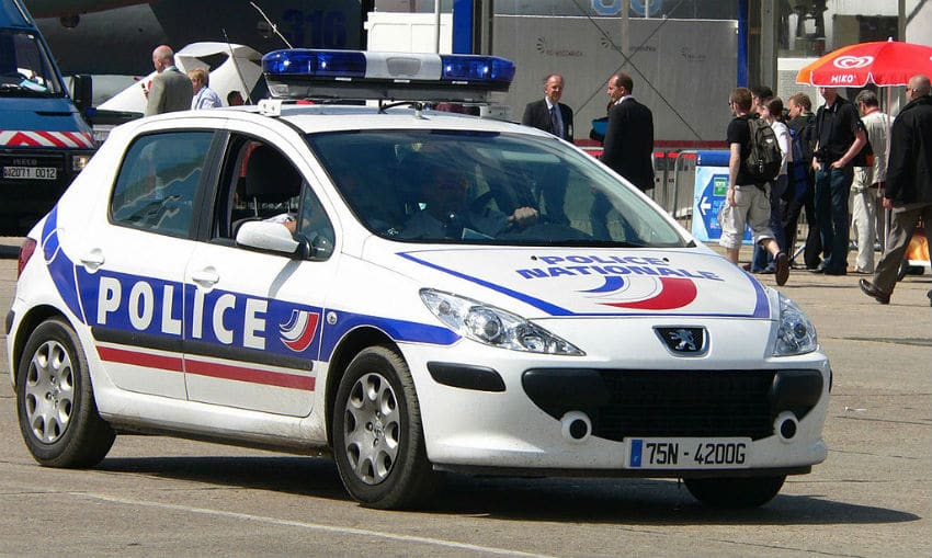 Voiture Police Nationale