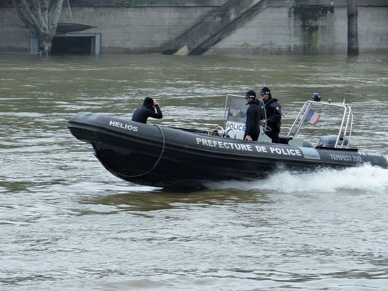 Brigade Fluviale de la Préfecture de Police de Paris