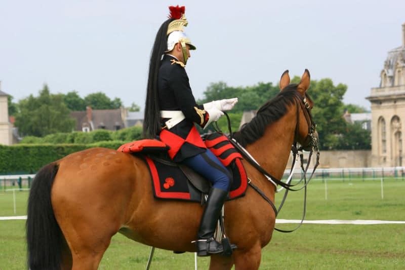 Cavalier de la Garde Républicaine