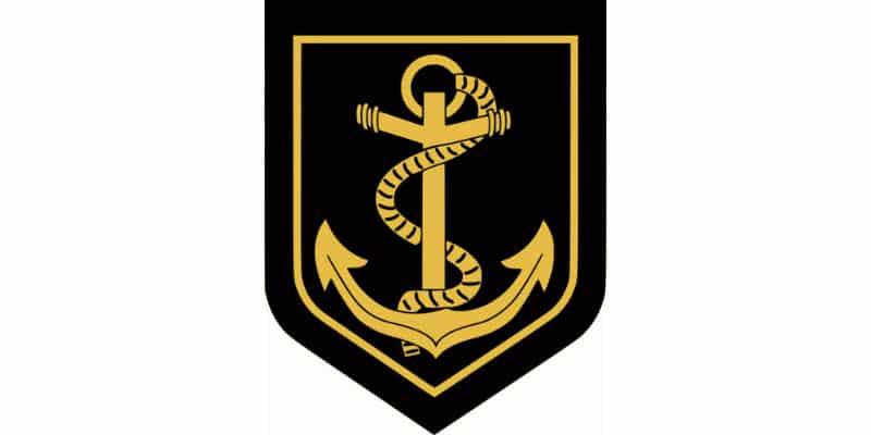 Écusson de la Gendarmerie Maritime