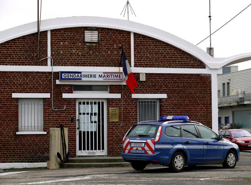 Gendarmerie Maritime de Dieppe