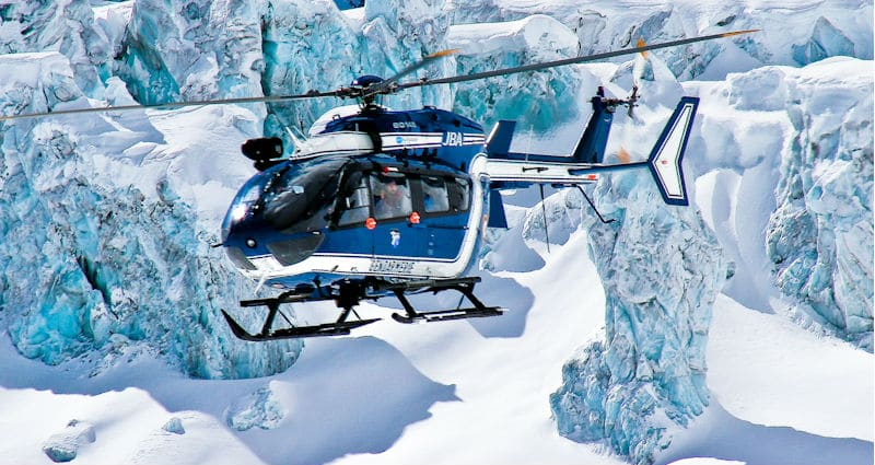 Hélicoptère PGHM