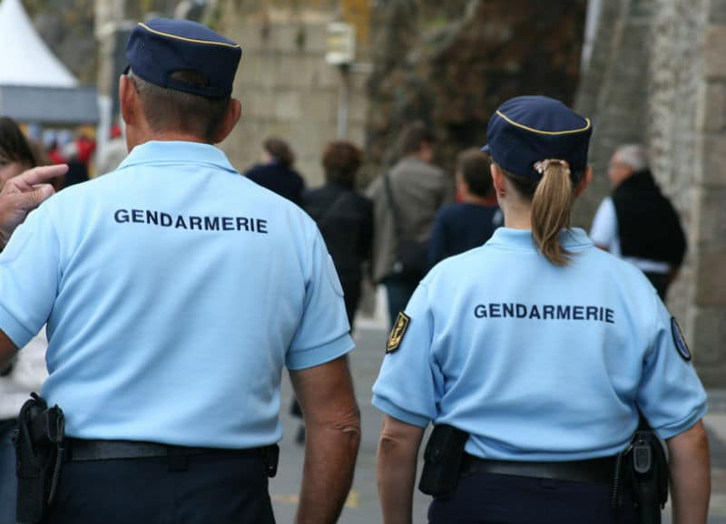 Réservistes de la Gendarmerie