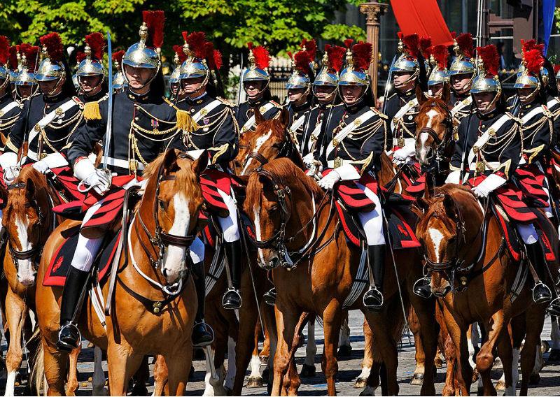 Cavalerie de la Garde Républicaine