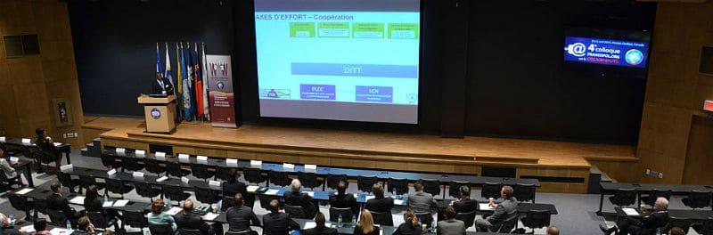 Colloque de FRANCOPOL sur la Cybercriminalité