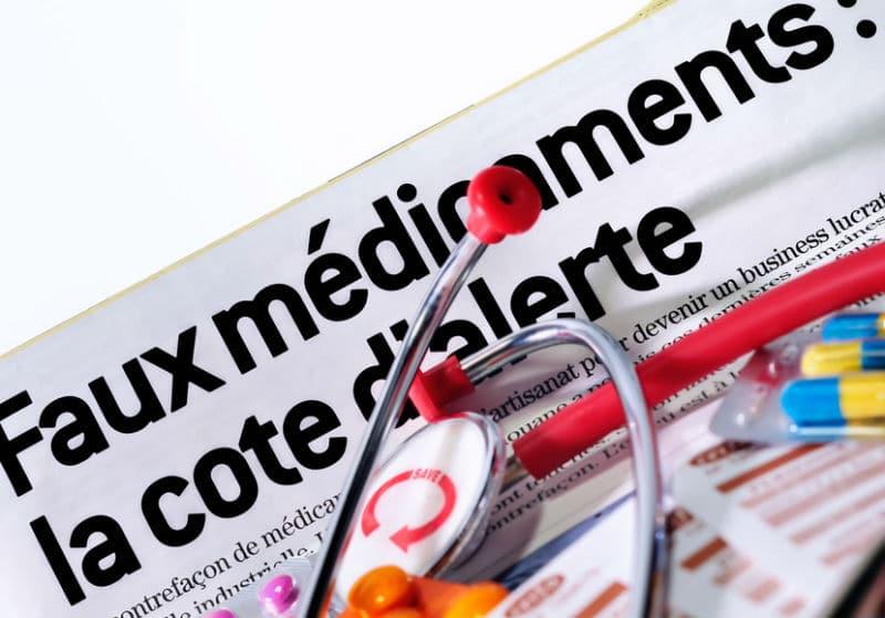 Affaire des faux médicaments