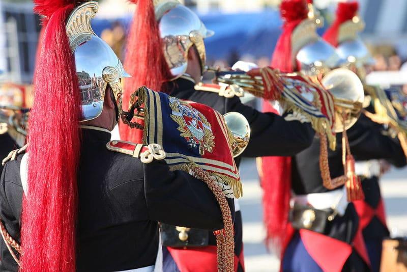 Trompettes de la Garde Républicaine