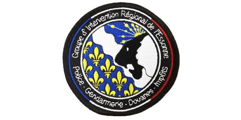 Écusson des Groupes d'Intervention Régionaux