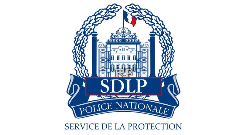Logo Service De La Protection