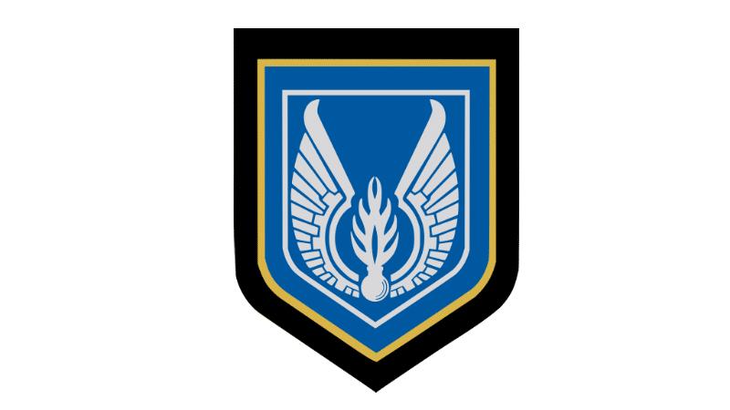 Écusson de la Gendarmerie de l'Air