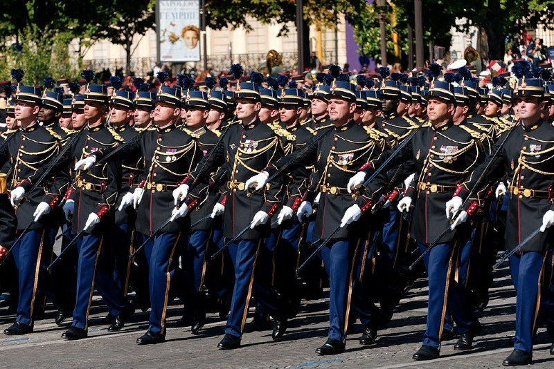 Élèves Officiers de la Gendarmerie Nationale